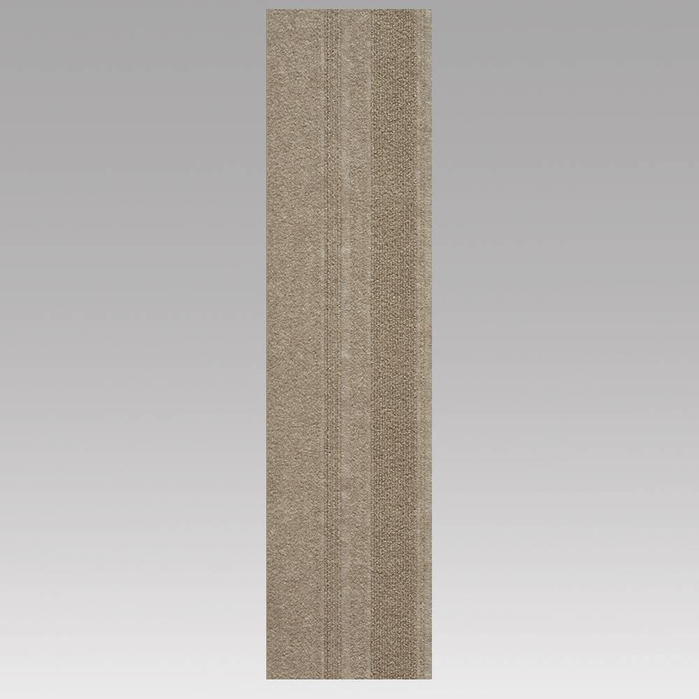 9x36 16pk Self Stick Carpet Tile Taupe - Foss Floors Best