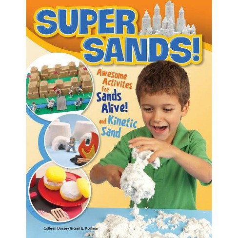 Super Sands! - by  Colleen Dorsey & Gail Kollmar (Paperback) - image 1 of 1