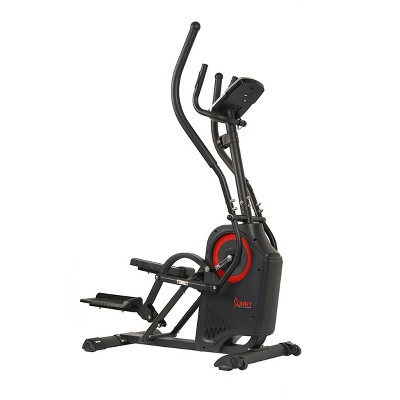 Sunny Health & Fitness Premium Cardio Climber Elliptical Machine