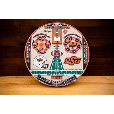 NCAA Oklahoma State Cowboys Official Football Dartboard