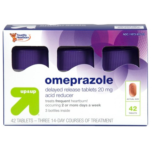 Superb Omeprazole Acid Reducer 20Mg Tablets 42Ct Upup Gmtry Best Dining Table And Chair Ideas Images Gmtryco