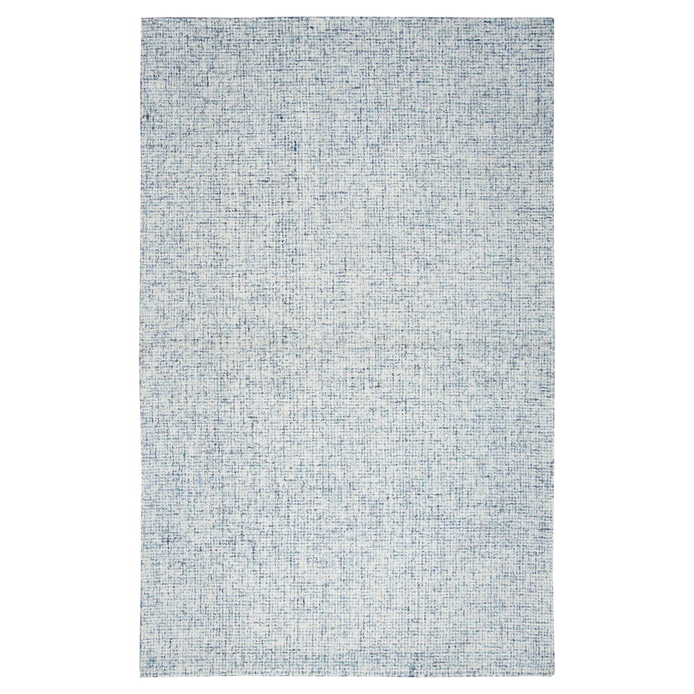 Solid Rug - Lite Blue - (9'X12') - Rizzy Home