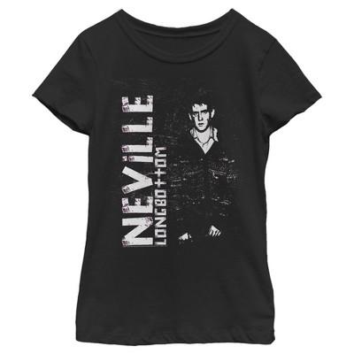 Girl's Harry Potter Nevillebottom Grunge T-Shirt
