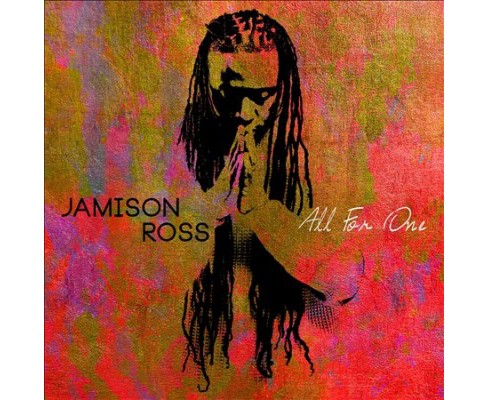 Jamison Ross - All For One (CD) - image 1 of 1