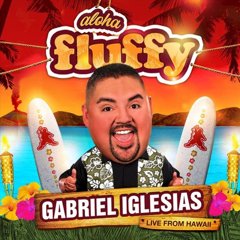Gabriel iglesias - Aloha fluffy (CD) - image 1 of 1