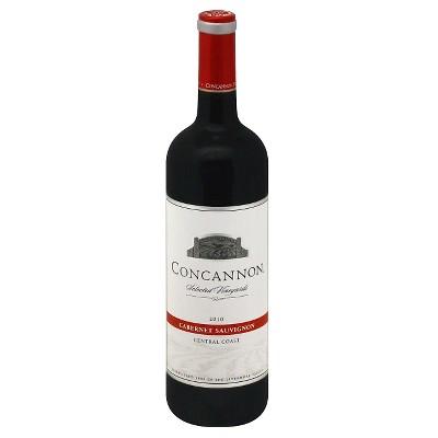 Concannon Cabernet Sauvignon Red Wine - 750ml Bottle