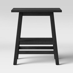 Haverhill Reclaimed Wood End Table - Threshold™