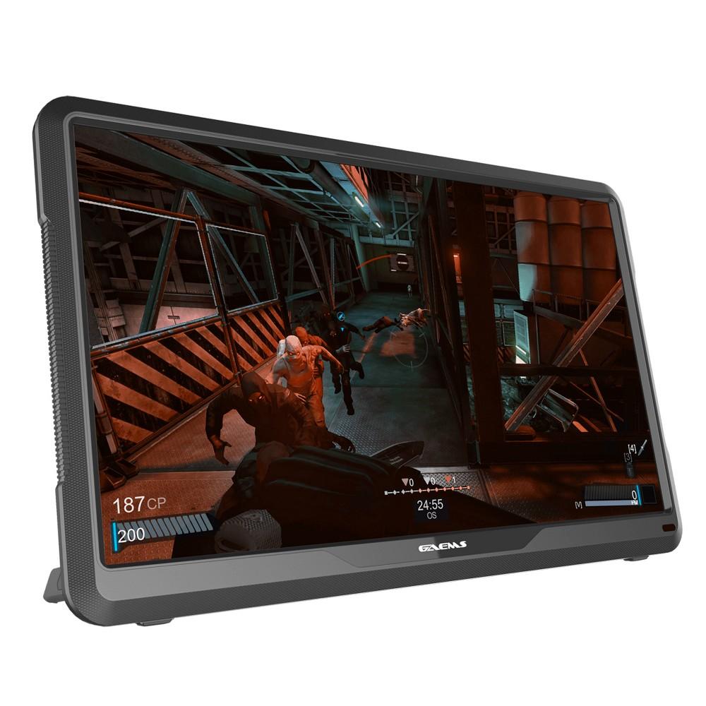 Gaems M155 15.5 Performance Gaming Monitor, Black