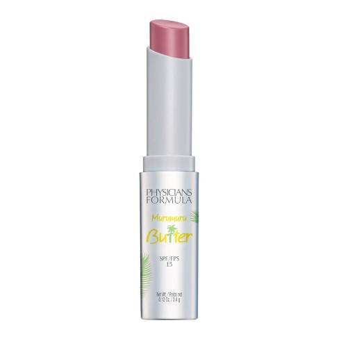 Physicians Formula Murumuru Butter Lip Cream Mauvin to Brazil 0.12oz - image 1 of 2