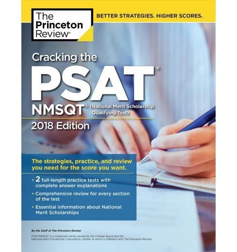 Princeton Review Cracking the PSAT/NMSQT 2018 : The Strategies, Practice, and Review You Need for the - image 1 of 1