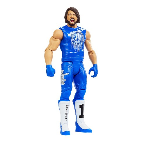 WWE Tough Talkers Total Tag Team AJ Styles Action Figure - image 1 of 5