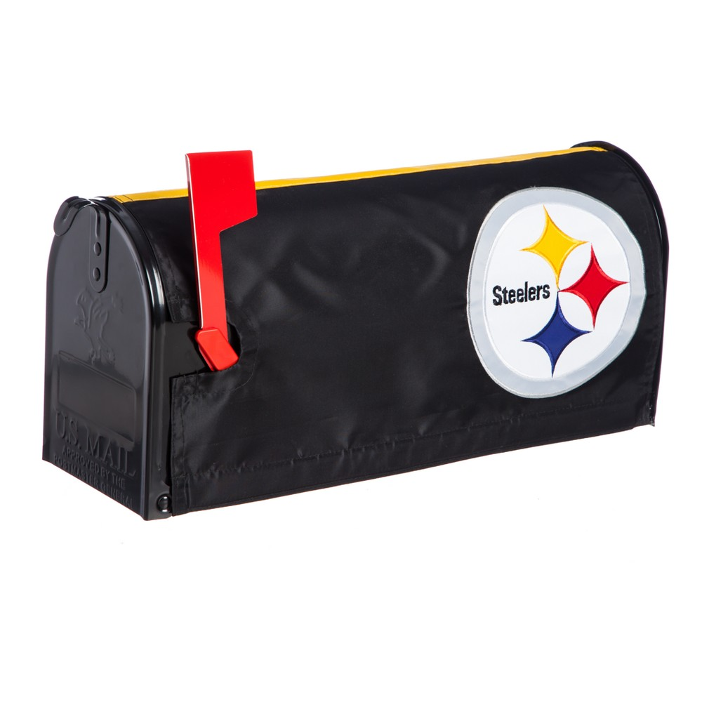 Pittsburgh Steelers Mailbox Cover