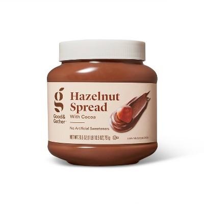 Hazelnut Spread with Cocoa - 26.5oz - Good & Gather™