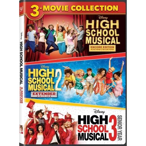 High School Musical: 3 Bundle (DVD) - image 1 of 2