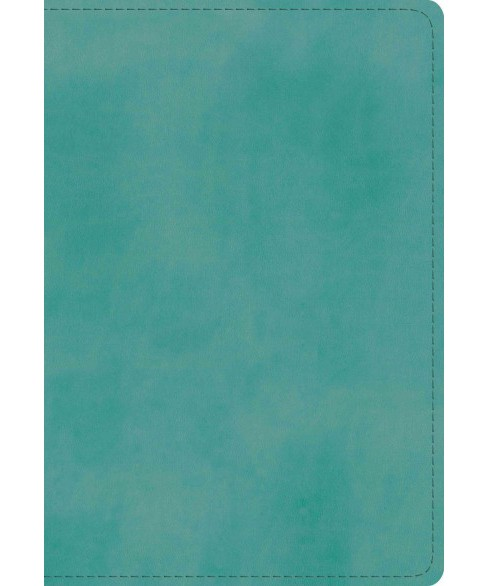 ESV Student Study Bible : English Standard Version, Turquoise, Trutone (Paperback) - image 1 of 1