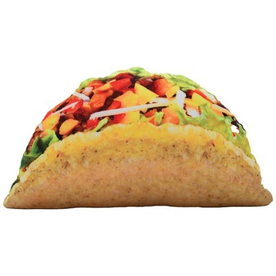 2 Scoops Taco Shaped Plush