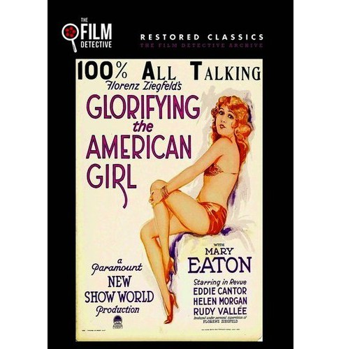 Glorifying The American Girl (DVD) - image 1 of 1