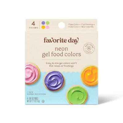 Neon Gel Food Coloring - Favorite Day™