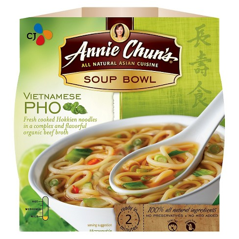 Annie Chun's® All Natural Asian Cuisine Vietnamese Pho Soup Bowl 6 oz - image 1 of 1