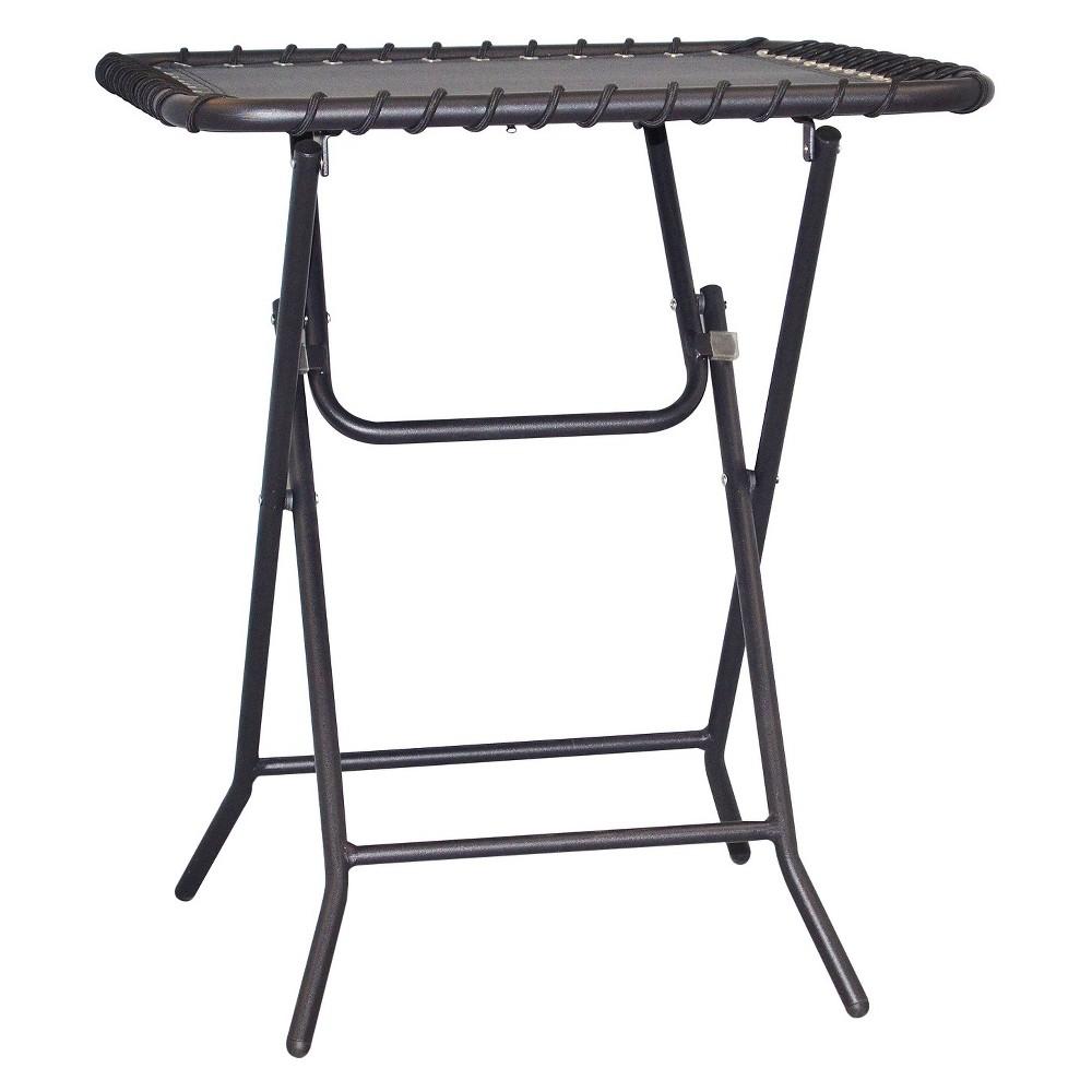 Image of Caravan Patio Folding Table - Black