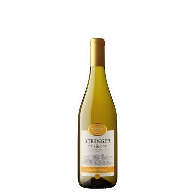 Beringer Chardonnay White Wine - 750ml Bottle