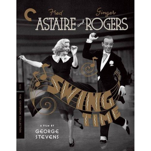 Swing Time (Blu-ray) - image 1 of 1