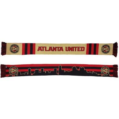 MLS Atlanta United FC Knit Skyline Scarf