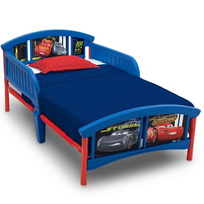 Toddler Disney Pixar Cars Plastic Bed - Delta Children