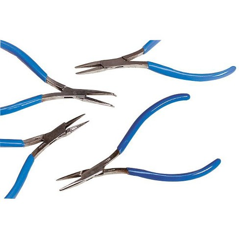 EuroTool Stainless Steel Ultra Light-Weight Mini Plier, 5 in, pk of 4 - image 1 of 1