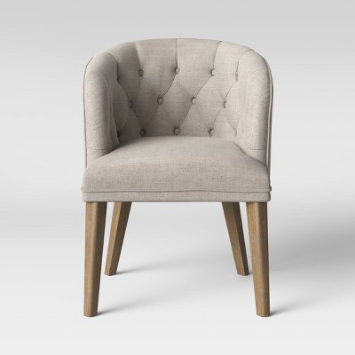 Catonsville Barrel Chair - Natural - Threshold™