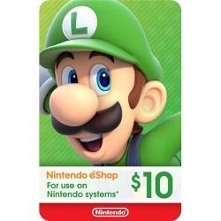 Nintendo eShop Gift Card - (Digital)