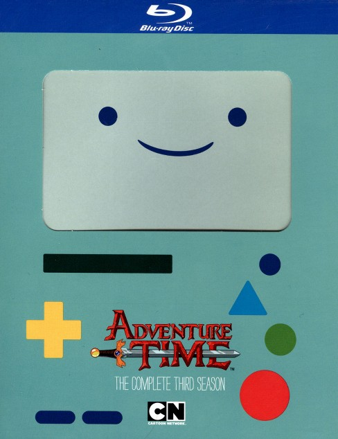 Adventure Time: The Complete Third Season [Blu-ray] - image 1 of 1