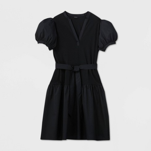 Women's Plus Size Short Sleeve Dress - Who What Wear™ - image 1 of 2