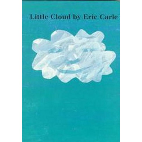 Little Cloud Board Book - by  Eric Carle (Board_book) - image 1 of 1