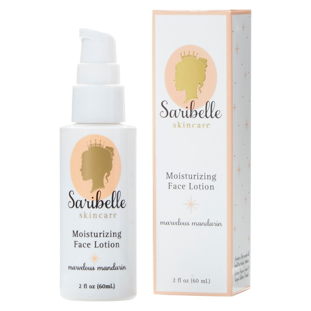 Saribelle Moisturizing Face Lotion 1.0 oz