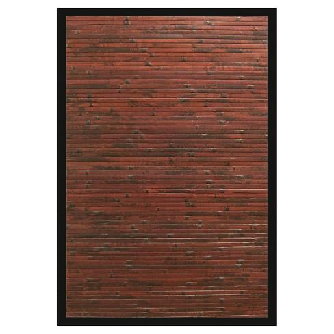 Cobblestone Bamboo Rug - Anji Mountain® - image 1 of 3