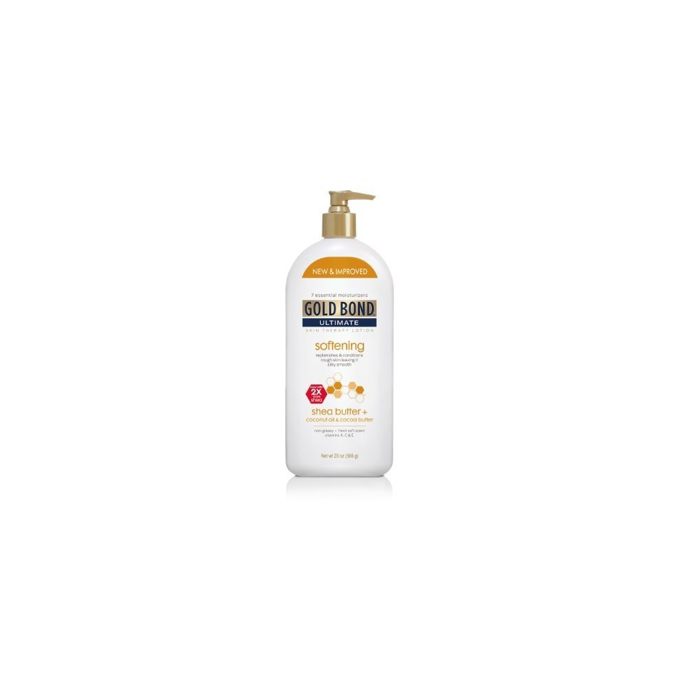 Gold Bond Softening Hand And Body Lotions - 20oz