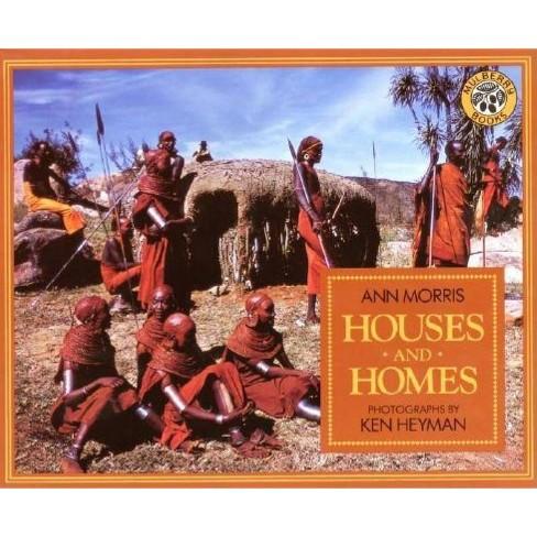 Houses and Homes - by  Ann Morris (Hardcover) - image 1 of 1