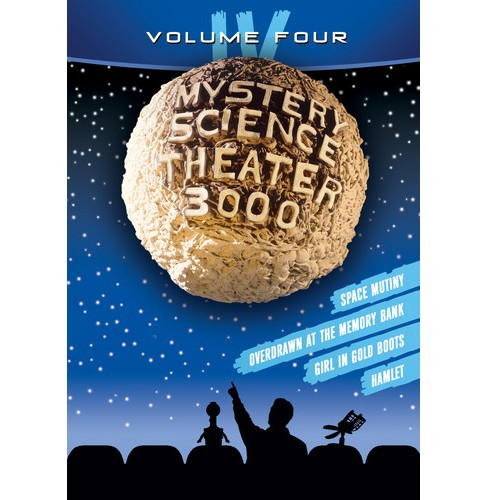 Mystery Science Theater 3000:Vol Iv (DVD) - image 1 of 1