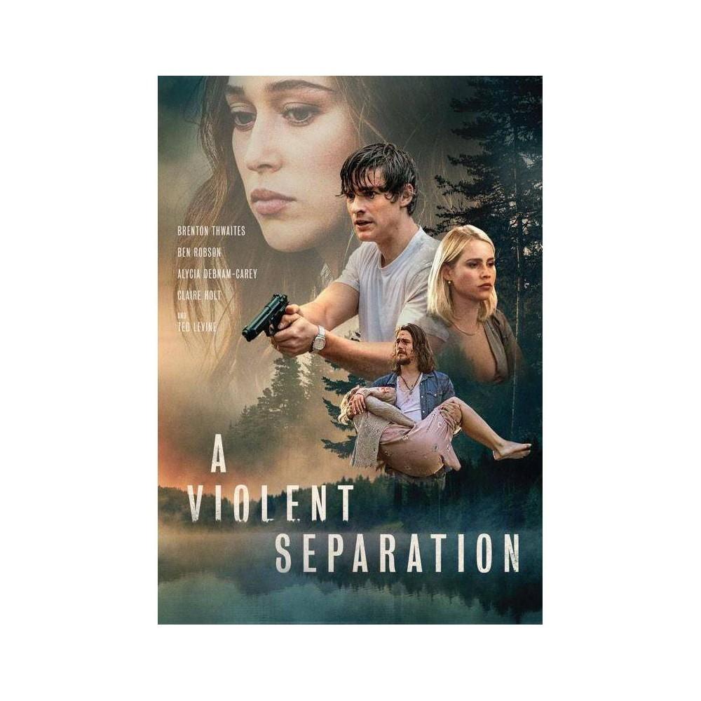 A Violent Separation Dvd 2019