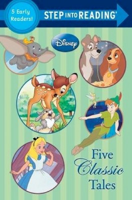 Disney Five Classic Tales ( Step into Reading: Step 1 and 2) (Paperback) by Disney Enterprises Inc.