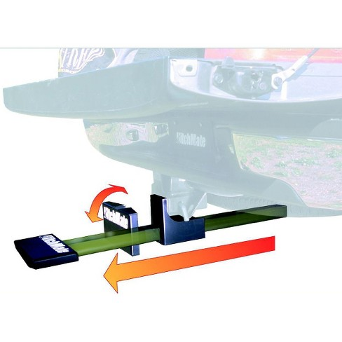 HitchMate Truck Step - Black - image 1 of 2