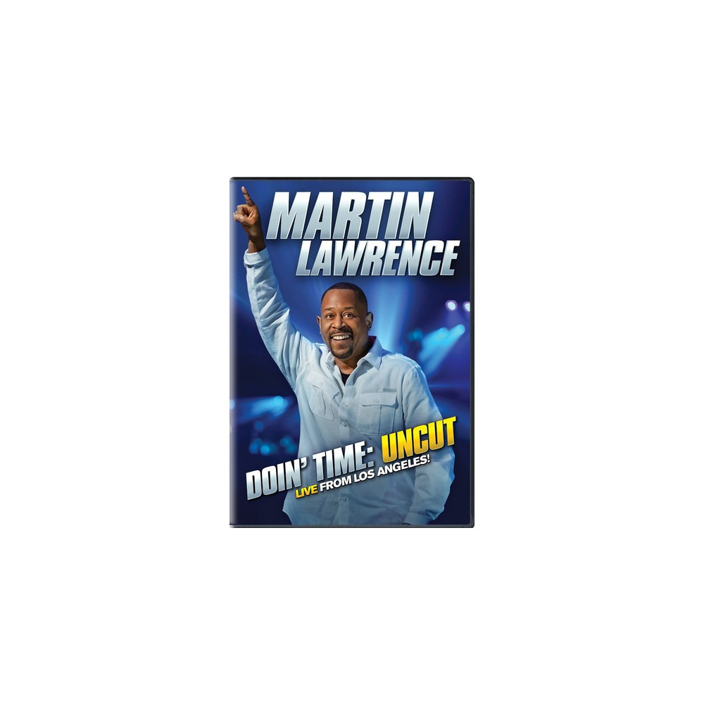 Martin Lawrence Doin Time Uncut (Dvd)