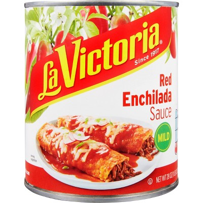La Victoria Mild Red Enchilada Sauce - 28oz