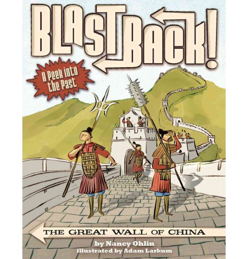 Great Wall of China (Hardcover) (Nancy Ohlin) - image 1 of 1