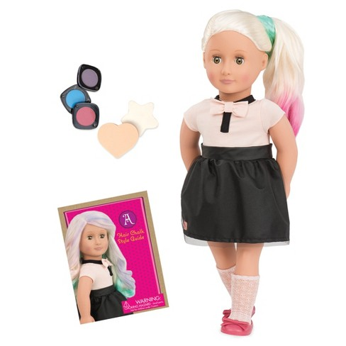 Our Generation® Deco Doll - Amya™ Chalk Hair - image 1 of 6