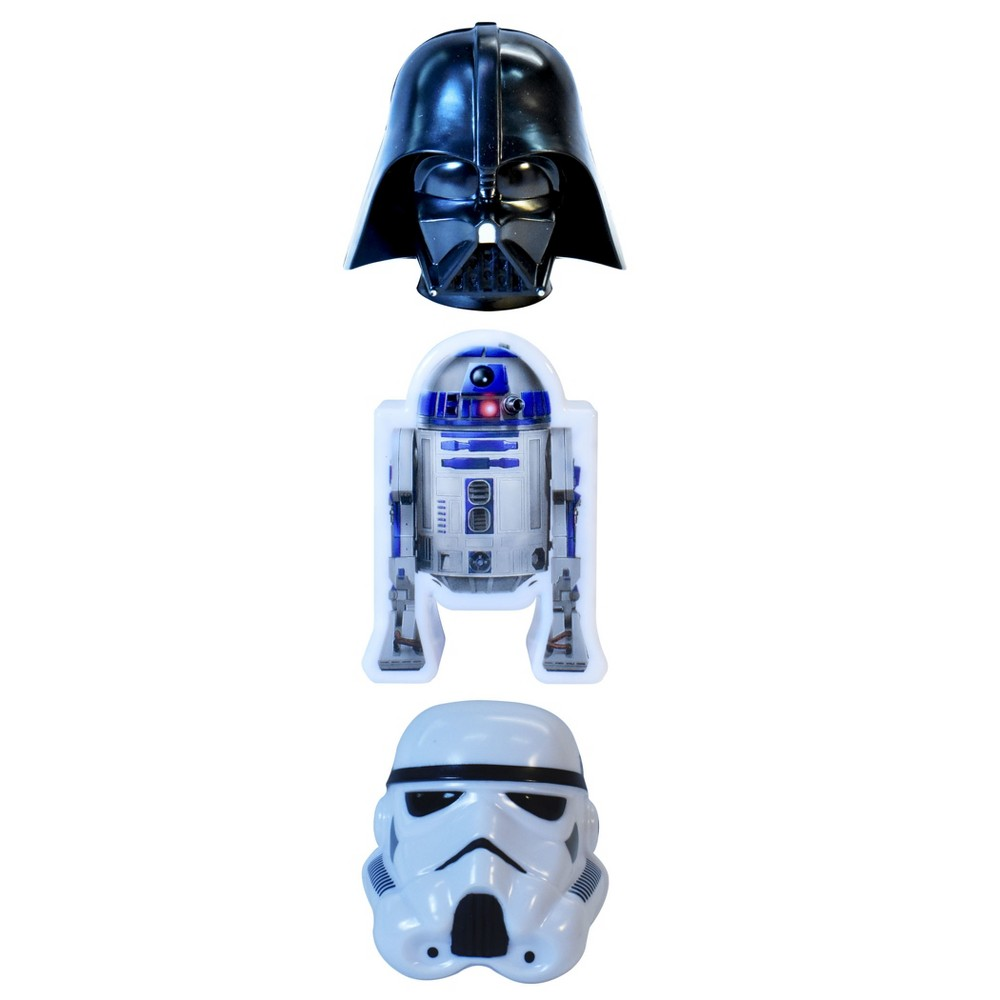 Easter Star Wars Fillable Treat Plastic Containers, Multi-Colored
