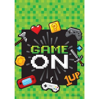 8ct Video Game Party Favor Bags
