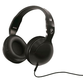 Skullcandy Hesh 2.0 Wired Headphones with Detachable Cable - Black (S6HSDZ-161)