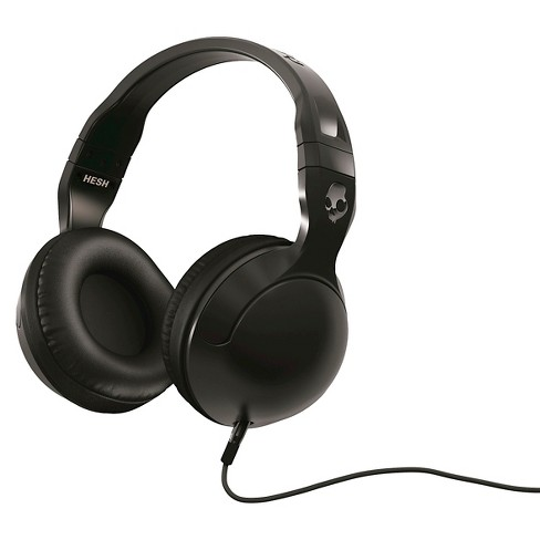 Skullcandy Hesh 2.0 Wired Headphones with Detachable Cable - Black (S6HSDZ-161) - image 1 of 4